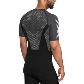 X-Bionic Twyce G2 Run Shirt SS Herren black melange